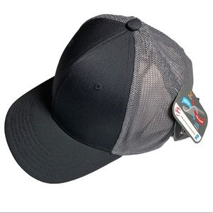 Proflex Fitted Baseball Cap with Mesh Backing